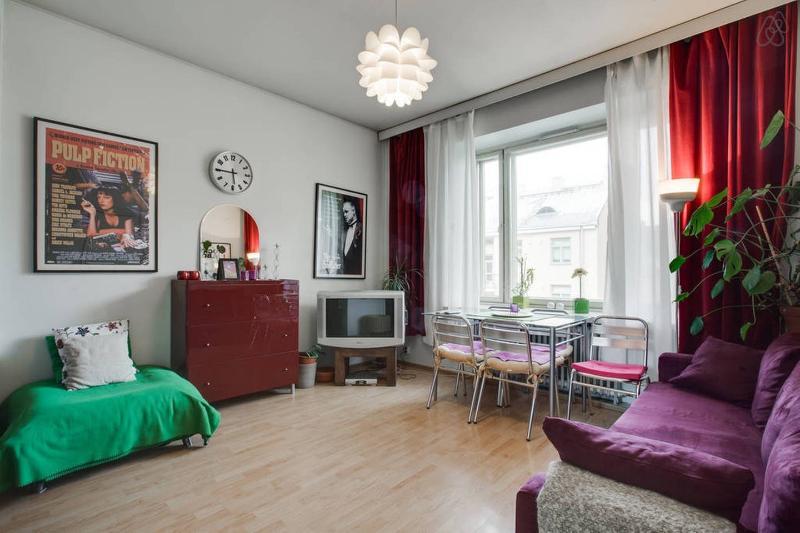 2 Bedroom Apartment in Central Helsinki ( Kamppi) - Image 1 - Helsinki - rentals