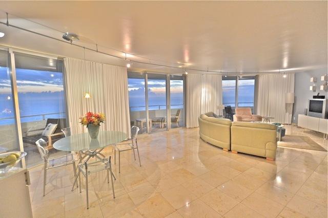 Dramatic 2 Bedroom Oceanfront Miami Vacation - Image 1 - Miami Beach - rentals