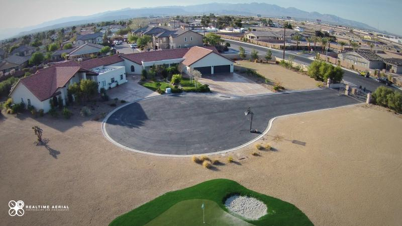 777RENTALS - Spanish Mansion - 11 BRs, Golf - Image 1 - Las Vegas - rentals