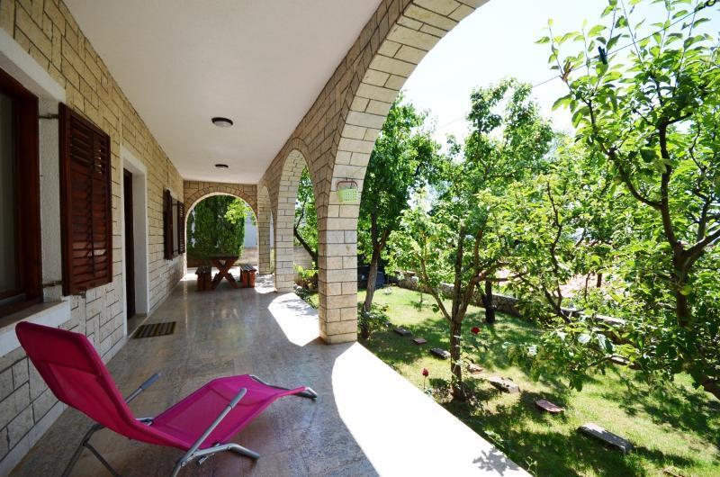 Apartments Ivanka - 67921-A5 - Image 1 - Senj - rentals