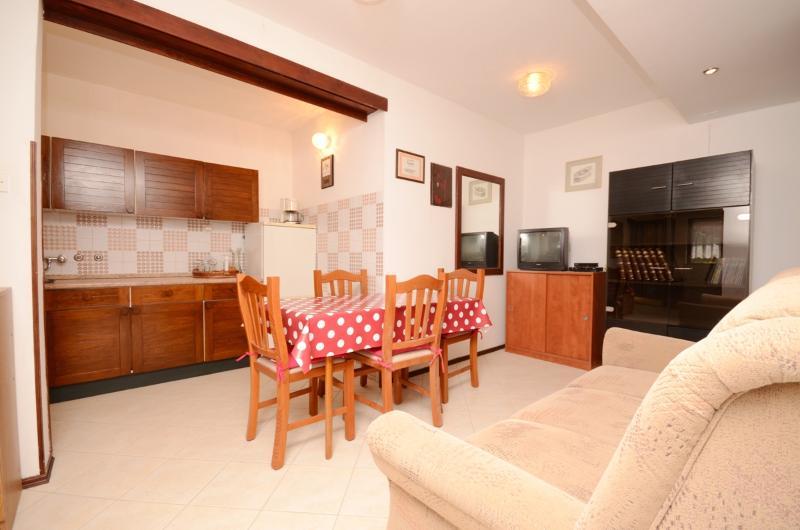 Apartments Hilmija - 73131-A1 - Image 1 - Novigrad - rentals