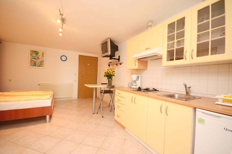 Apartments Margeta - 73491-A1 - Image 1 - Novigrad - rentals