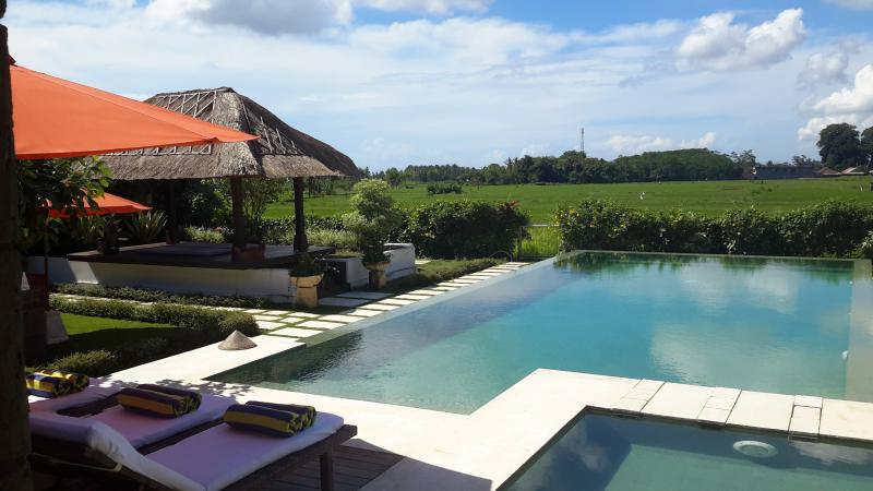 3 & 4 or 7 bedrooms private,luxury,beautiful villa - Image 1 - Ubud - rentals