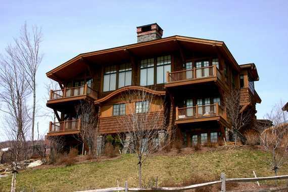 front - Spruce Peak Mt. Cabin 57 - Stowe - rentals