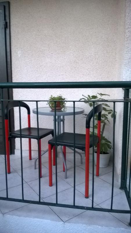 A2(4+1): balcony - 01013GRAD  A2(4+1) - Gradac - Gradac - rentals