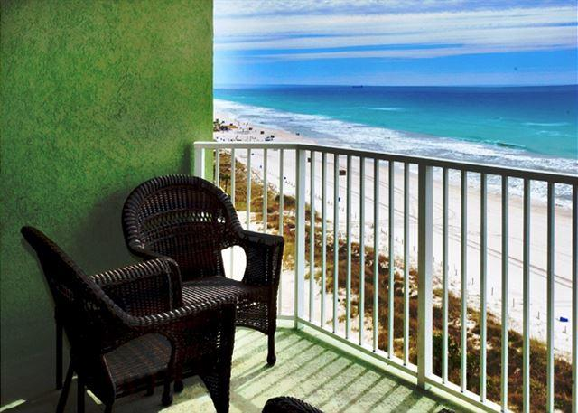 LUXURY BEACHFRONT CONDO FOR 6! OPEN 4/11-4/18 TAKE 20% OFF NOW - Image 1 - Panama City Beach - rentals