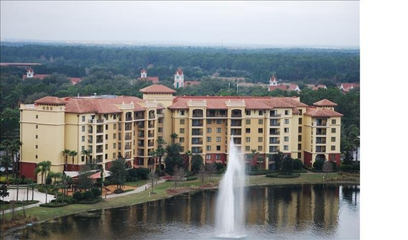 2 Bedroom 2 Bath Condo at Bonnet Creek - Image 1 - Lake Buena Vista - rentals