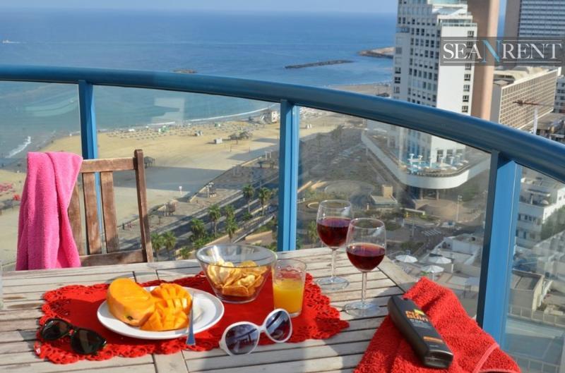 Hayarkon 78 Isrotel Tower - Sea N' Rent - Image 1 - Tel Aviv - rentals