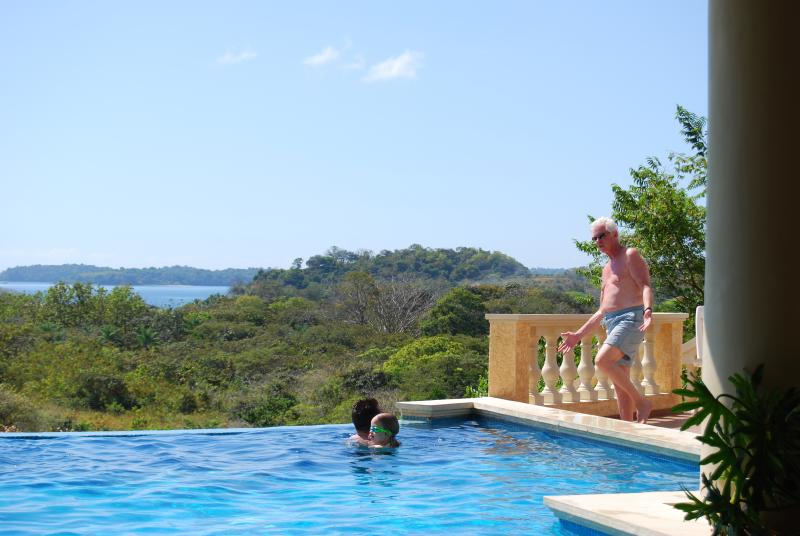 Pool at Plantation Club availalbe for use with Guesthouse rental - 5 Bedroom Guesthouse in Boca Chica, Panama - Boca Chica - rentals