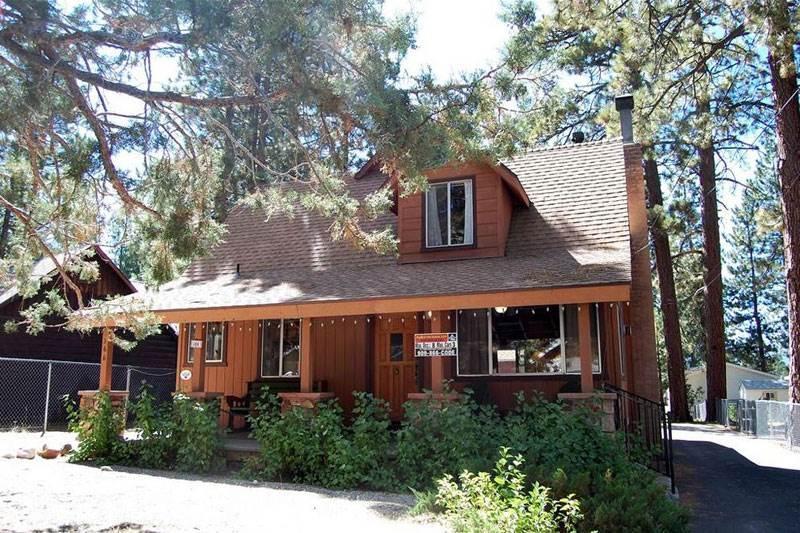Kickback Kabin #1224 - Image 1 - Big Bear Lake - rentals