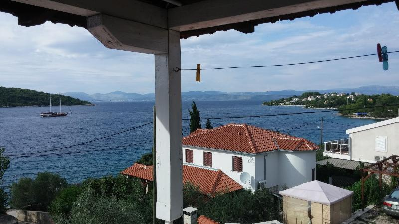 SA1(2+1): sea view - 00702NECU SA1(2+1) - Necujam - Necujam - rentals