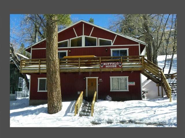 A Buffalo House - Image 1 - Big Bear Lake - rentals