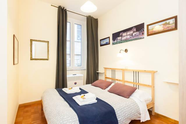 Bedroom - Spagna 1 - Rome - rentals