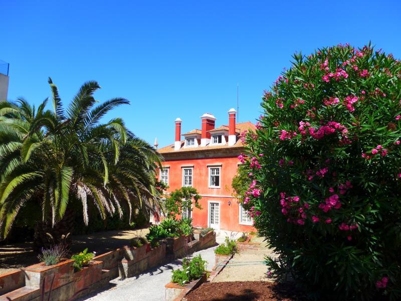 My Little Palace in Estoril, stunning Manor House, 2 minutes walk from Estoril Beach. - Image 1 - Estoril - rentals