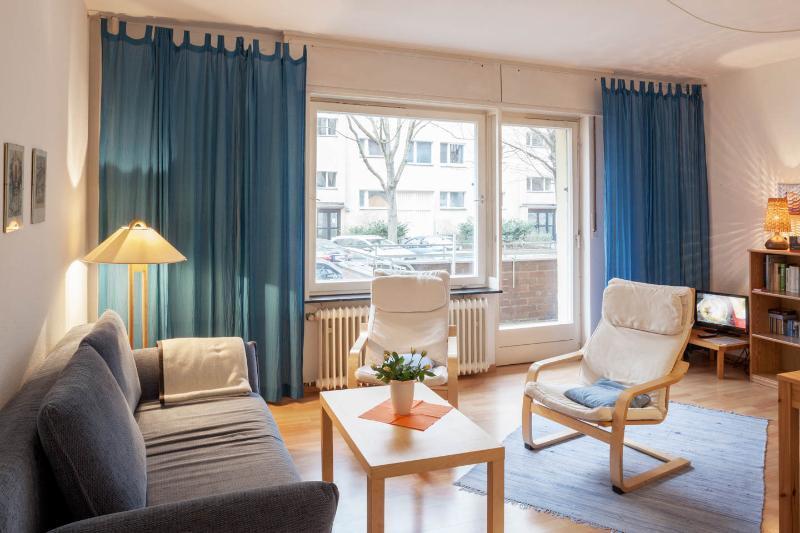 living room - 2 Bedroom Holiday Apartment in Berlin - Berlin - rentals