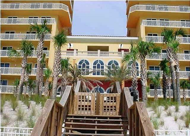 Beautiful Beachfront Suitable for 8! - Image 1 - Panama City Beach - rentals