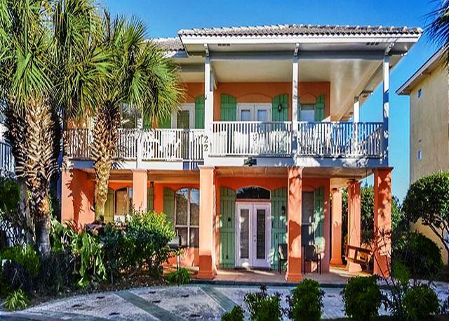 BEAUTIFUL BEACHOUSE FOR 10! OPEN 5/2-9! ONLY $947+FEES! - Image 1 - Destin - rentals