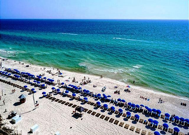 Beautiful Beachfront Unit for 8, Open Week of 3/21 - Image 1 - Panama City Beach - rentals