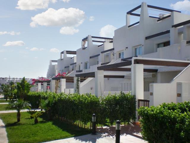 In the golf resort near Alhama de Murcia, modern apartment with large sun terrace - Image 1 - Alhama de Murcia - rentals