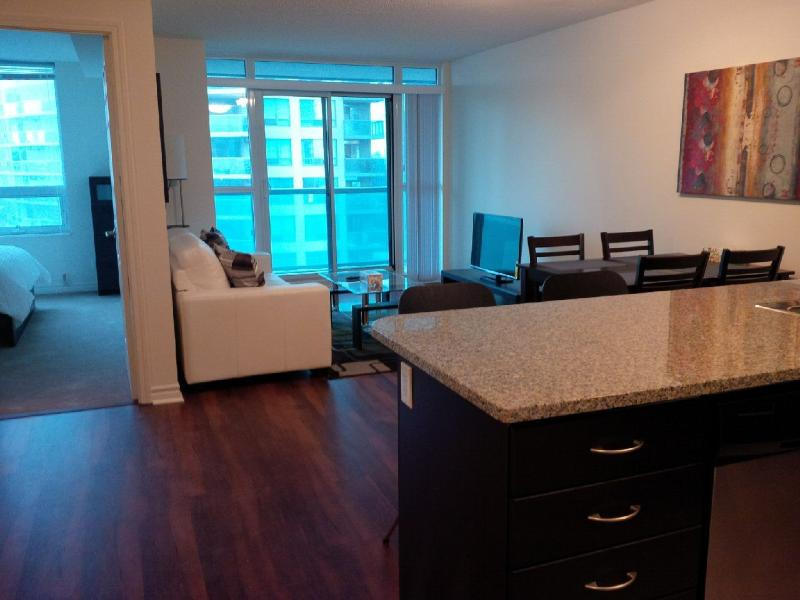 Modern Stylish Downtown Suite: Harbour and Union - Image 1 - Toronto - rentals