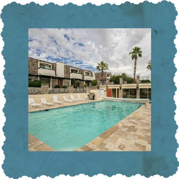 Great Resort Pool - Swanson  Rentals 3 weeks or more - Lake Havasu City - rentals