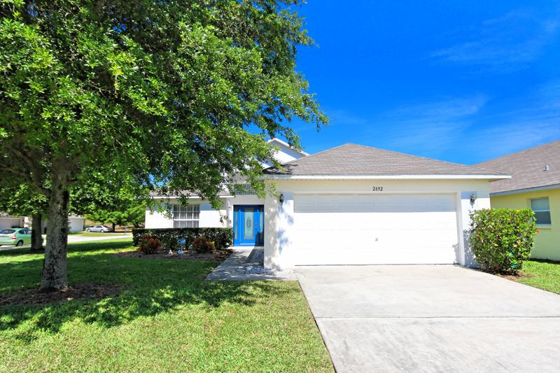 Great 3 Bed Home in Oak Island Cove near Disney - Image 1 - Kissimmee - rentals