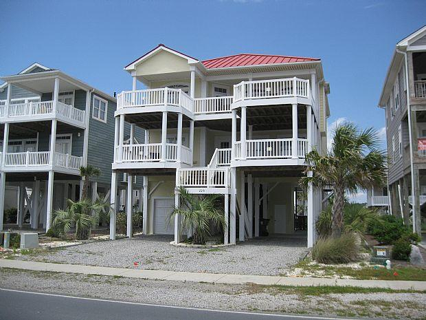 225 East First Street - East First Street 225 - Heaven on Earth - Ocean Isle Beach - rentals