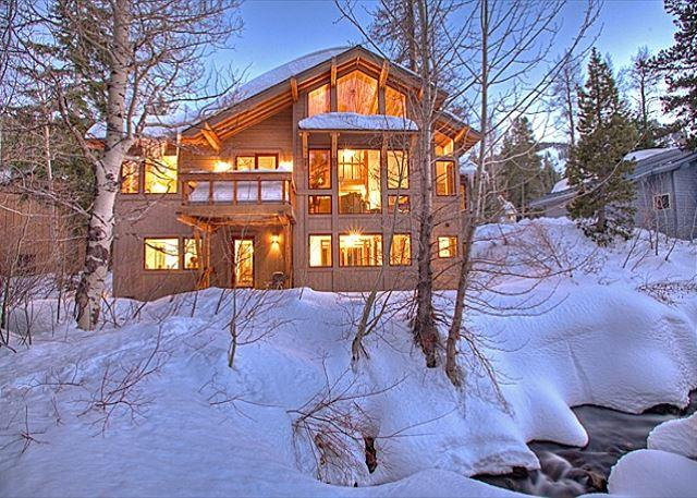 **Creekside in Alpine w/ 5 Master Suites & Hot Tub - From $500/night** - Image 1 - Alpine Meadows - rentals