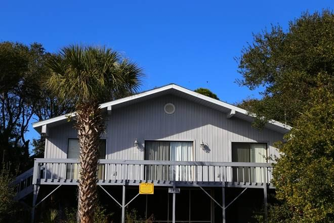 "1803 Mitchell St- ""McRackan"" - Image 1 - Edisto Beach - rentals"