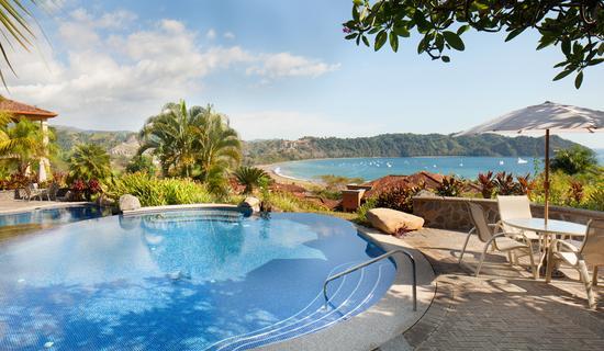 Marbella Pool and View - Los Suenos Resort Marbella 2A - Herradura - rentals