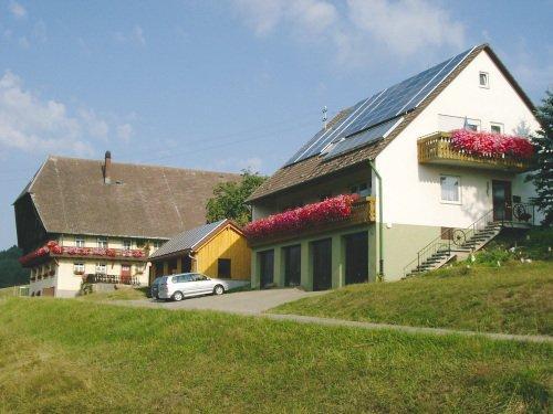 Vacation Apartment in Unterkirnach - 463 sqft, 1 bedroom, max. 3 people (# 6451) #6451 - Vacation Apartment in Unterkirnach - 463 sqft, 1 bedroom, max. 3 people (# 6451) - Unterkirnach - rentals