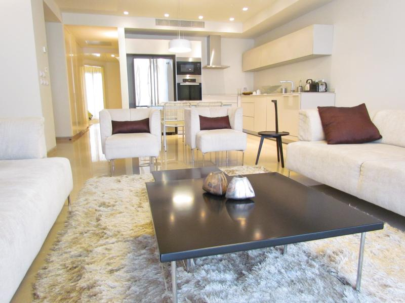 MAMILLA LUXURY -  2 bdrs facing the old city view! - Image 1 - Jerusalem - rentals
