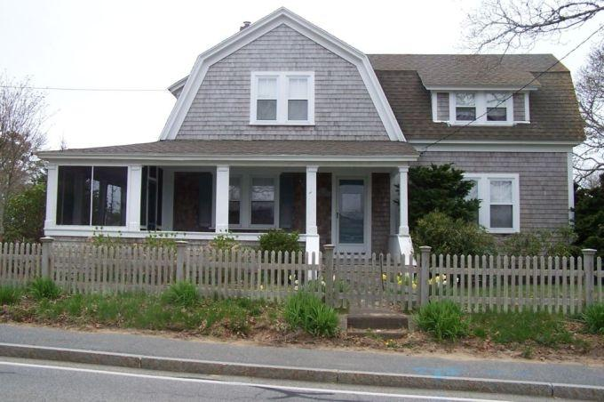 4 bedroom cottage near Allen Harbor 125342 - Image 1 - Harwich Port - rentals