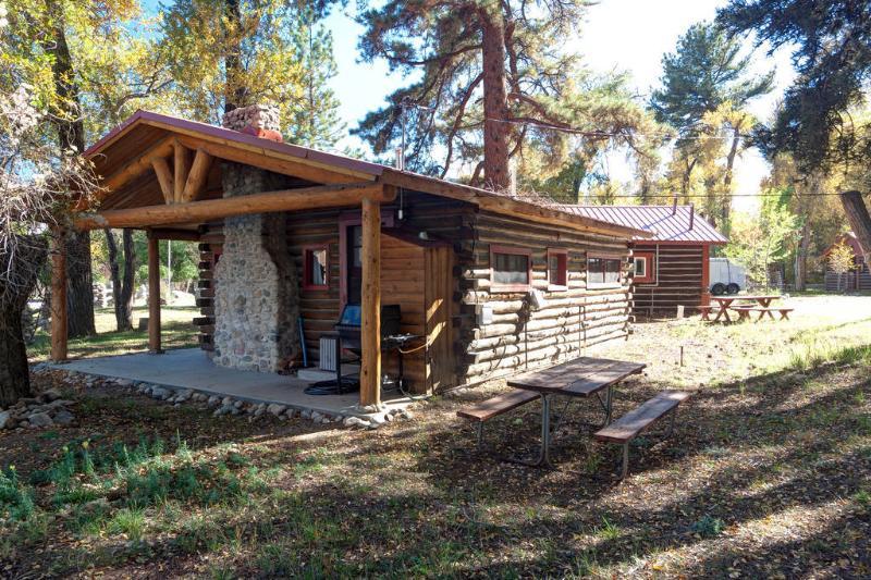 Woodland Brook - Fireside #16 Fishing Cabin - Image 1 - Buena Vista - rentals