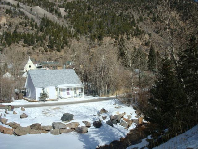 LIL COTTAGE: SKI LOVELAND, RAFT CLEAR CREEK - Image 1 - Silver Plume - rentals