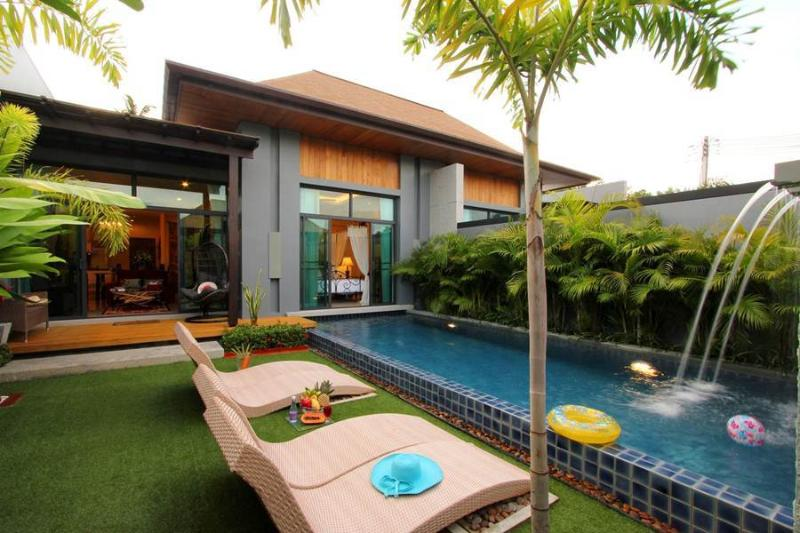 An exclusive 2 bedrooms with private pool villa - Exclusive 2 bedroom villa with private pool - Rawai - rentals