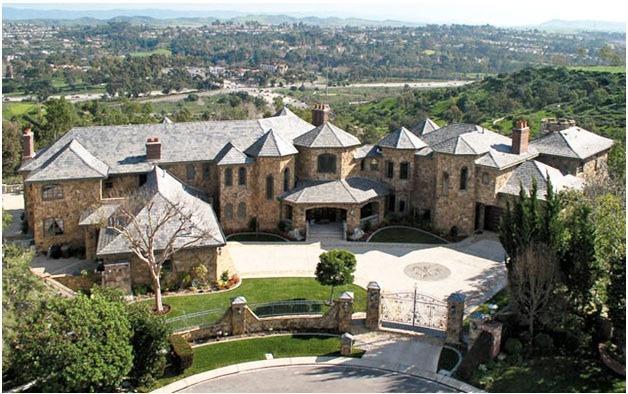 Mythea Castle, Laguna Hills, CA - Laguna Castle 11,000 sqft/1.5acres mountain views - Laguna Hills - rentals