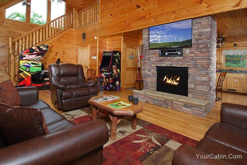 Can't Bear To Leave - Image 1 - Sevierville - rentals