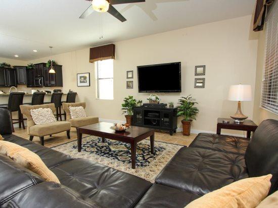 8 Bed 5 Bath Pool Home In ChampionsGate Golf Resort. 9111ECL - Image 1 - Orlando - rentals