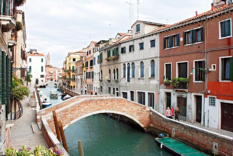 the spectacular canal view of the Gabriel Bella apartment - Gabriel Bella - Venice - rentals