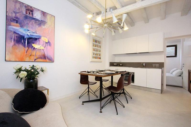 living room of the Michelangelo apartment - Michelangelo - Venice - rentals