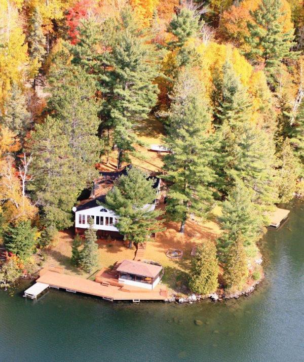 Fairbank Lake cottage (#939) - Image 1 - Whitefish - rentals