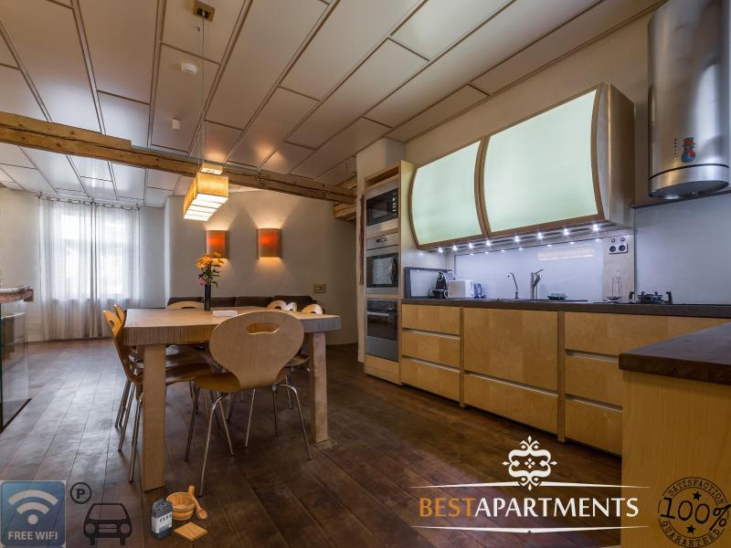3 BDRM apartment with sauna and parking - Image 1 - Tallinn - rentals