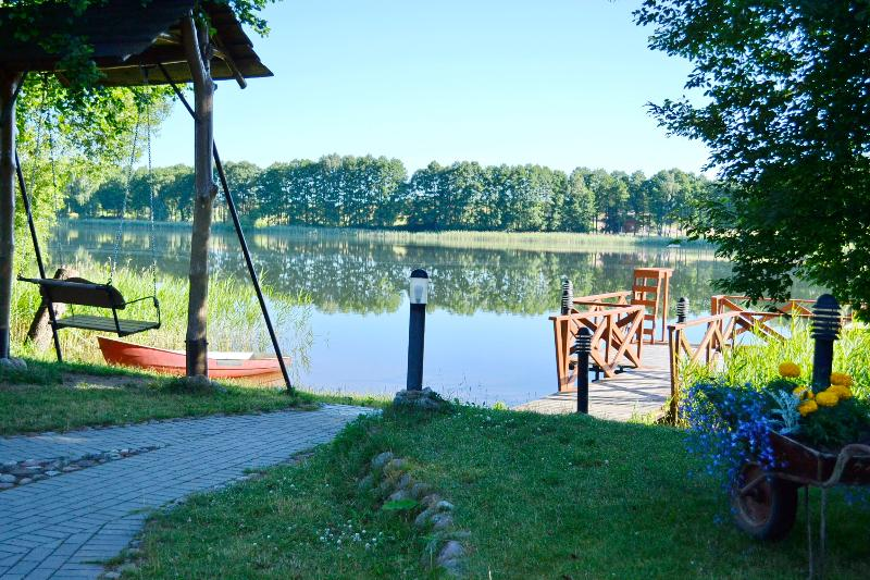 Vila Magdalena on Lake Margis - Vila Magdalena on Lake Margis, Trakai - Vilnius - rentals