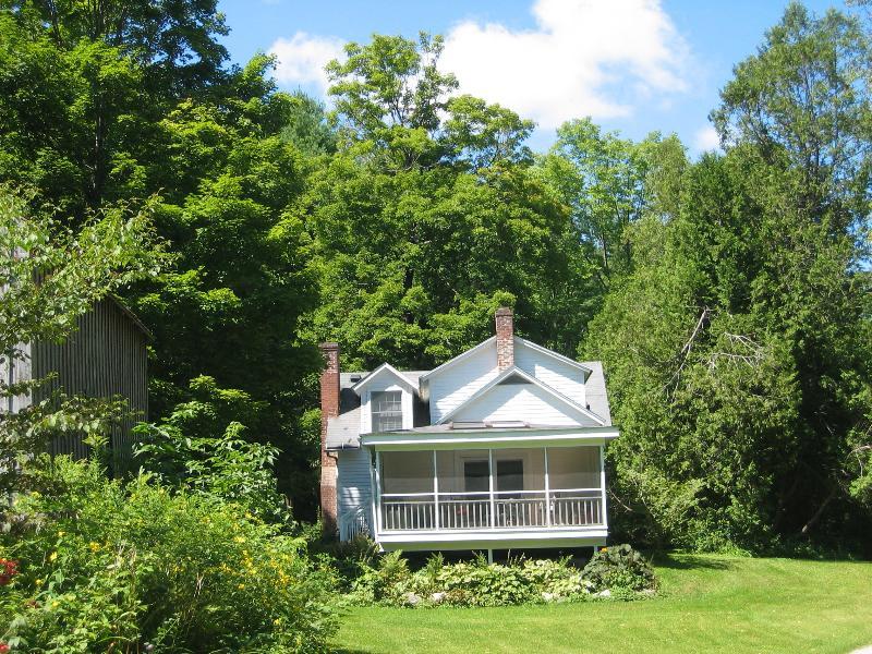 Berkshire Farmhouse Vacation - Image 1 - West Stockbridge - rentals