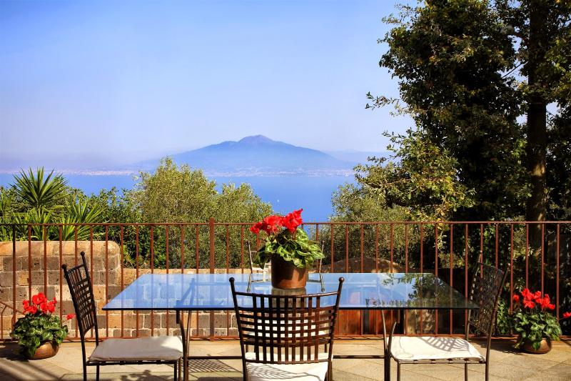 5 bedroom Villa in Sant Agata in Massa Lubrense, Sorrento and Ischia, Amalfi Coast, Italy : ref 2293938 - Image 1 - Priora - rentals