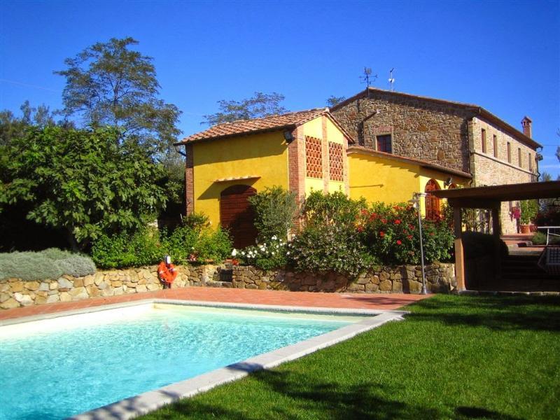 Casale Frantoiano - Image 1 - Capraia e Limite - rentals