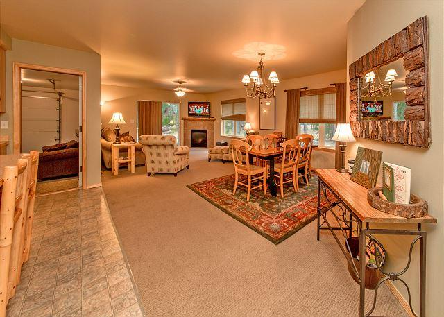 Deer Lodge - Looking for a great value near the Lake and Roslyn? 3BR | Fall-Winter Special - Ronald - rentals