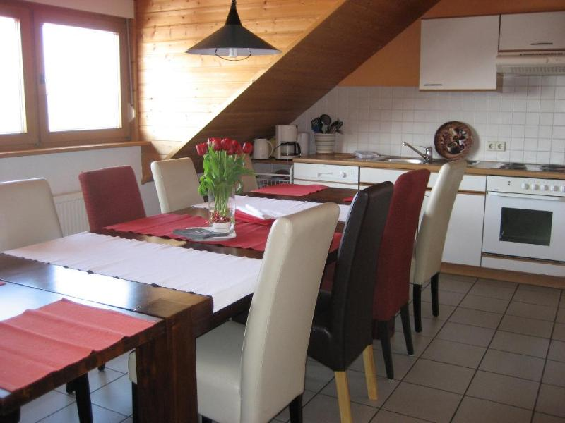 Vacation Apartment in Rothenberg - 1076 sqft, large backyard, play area (# 897) #897 - Vacation Apartment in Rothenberg - 1076 sqft, large backyard, play area (# 897) - Rothenberg - rentals