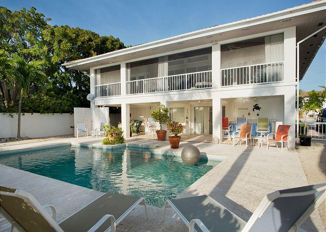 30 night minimum stay requirement.  Key Haven Retreat - 4 Bedroom House with - Image 1 - Key West - rentals